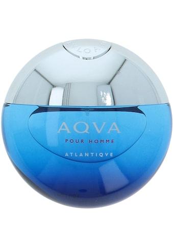 BVLGARI Eau de Toilette »Aqva pour Homme Atlantiqve« kaufen