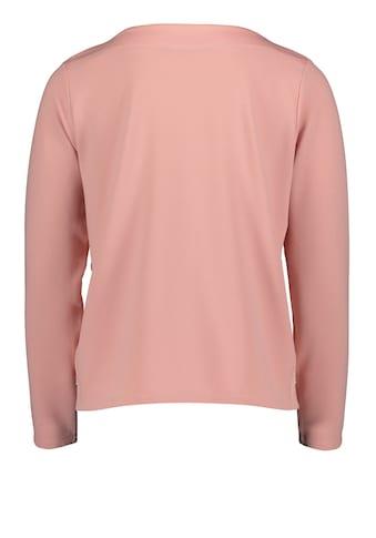 Betty Barclay Sweatshirt »mit Rippenstruktur« kaufen