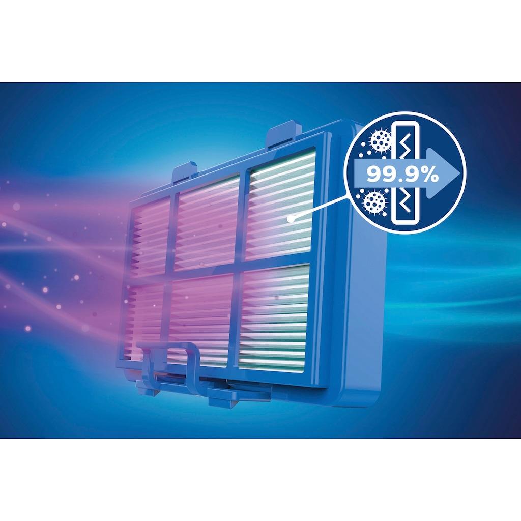 Philips Bodenstaubsauger »FC9555/09 PowerPro Active, beutellos«, 900 W, beutellos