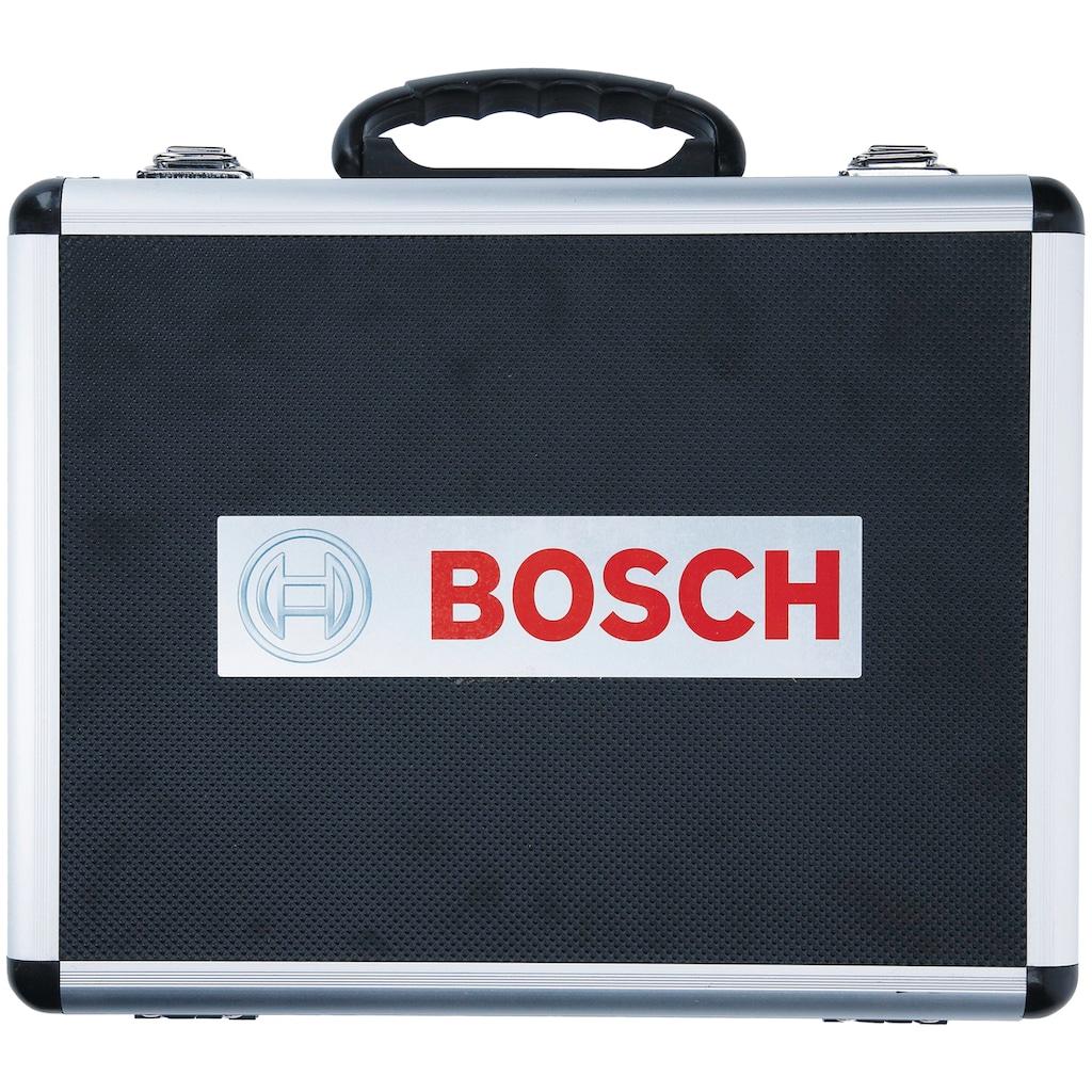 BOSCH Bohr-Meißel-Set »SDS-plus-3«, (11 tlg.), Flachmeissel, Spitzmeissel, Betonbohrer
