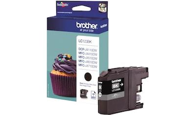 Brother »BROTHER LC - 123BK« Tintenpatrone kaufen