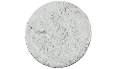 TOM TAILOR Fellteppich »Furry«, rund, 25 mm Höhe, Kunstfell, extrem weiche Haptik,... kaufen
