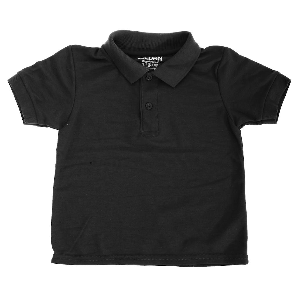 Gildan T-Shirt »DryBlend Kinder Polo-Shirt (2 Stück/Packung)«