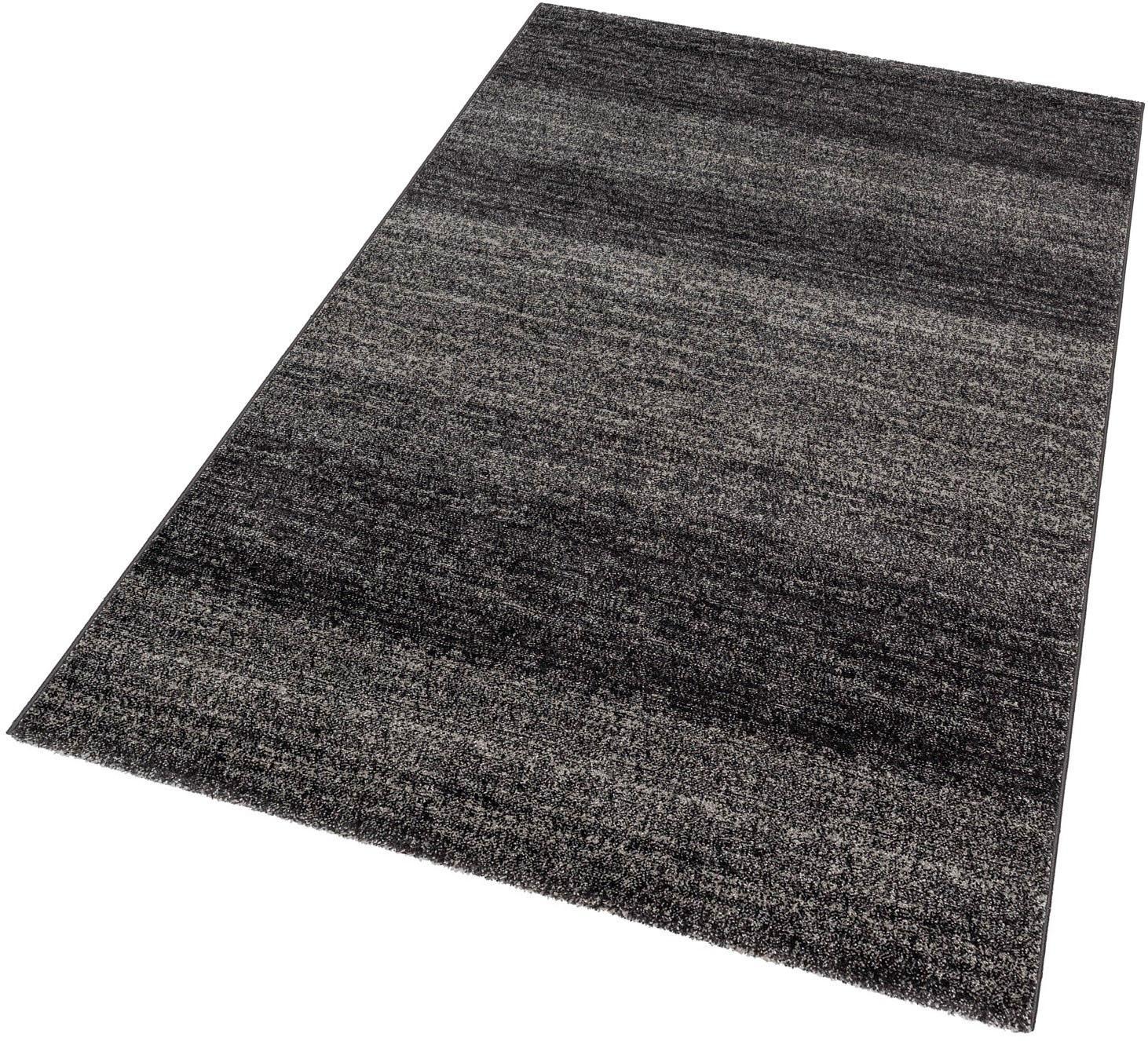 Teppich Carpi Uni ASTRA rechteckig Höhe 15 mm