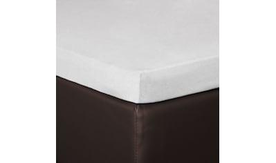 BETTWARENSHOP Spannbettlaken »Topper Spannbetttuch«, elastisch mit guter Passform kaufen