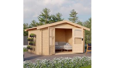 KONIFERA Gartenhaus »Drachenberg 1«, BxT: 405x324 cm kaufen