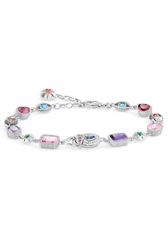 THOMAS SABO Silberarmband »Große Glücksbringer silber, A1915 - 964 - 7 - L19v« kaufen