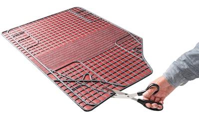Walser Universal-Fußmatten »New Style«, Kombi/PKW, (Set, 4 St.), universal passend kaufen