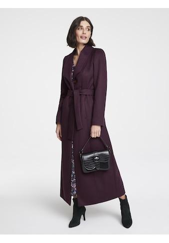 Mantel mit Schalkragen kaufen