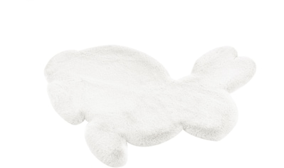 me gusta Kinderteppich »Lovely Kids 725-Rabbit«, tierförmig, 36 mm Höhe, weiche softe... kaufen