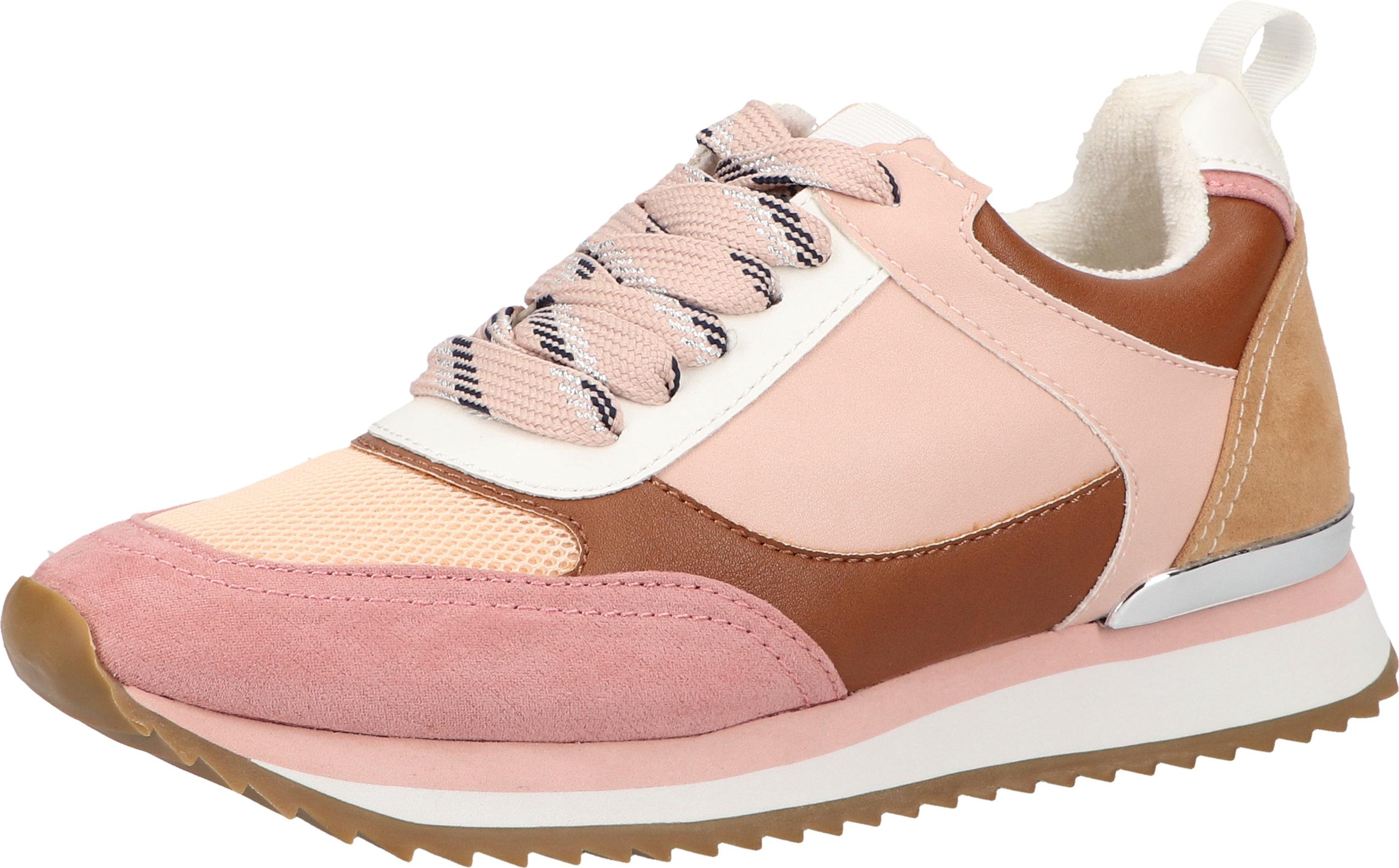 la strada -  Sneaker Lederimitat/Textil