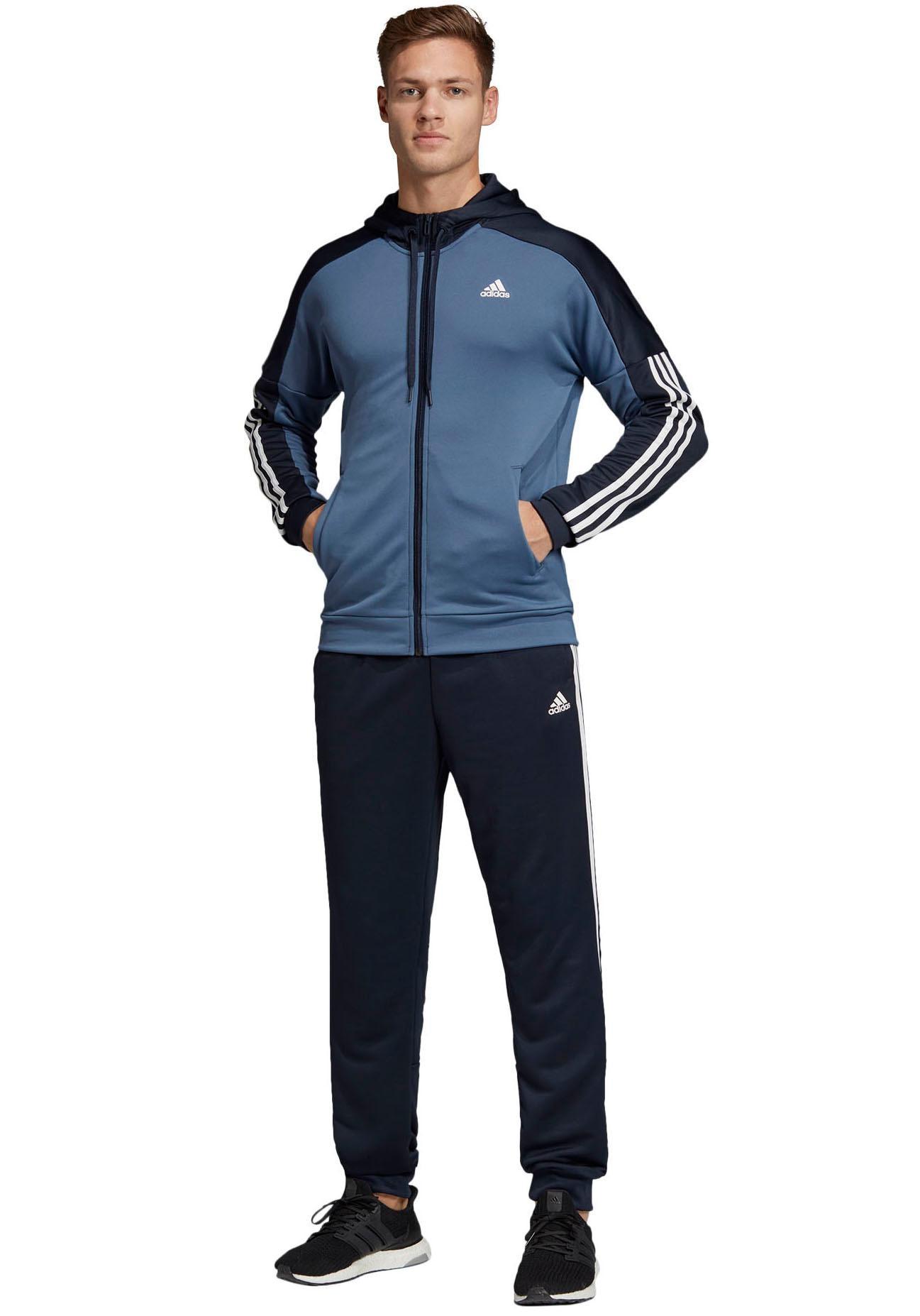 adidas Performance Trainingsanzug »TRACKSUIT GAME TIME« (Set, 2 tlg.) auf  Rechnung online bestellen | BAUR