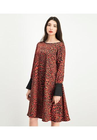Nicowa Kleid NABITA mit modischem Leopardenprint kaufen