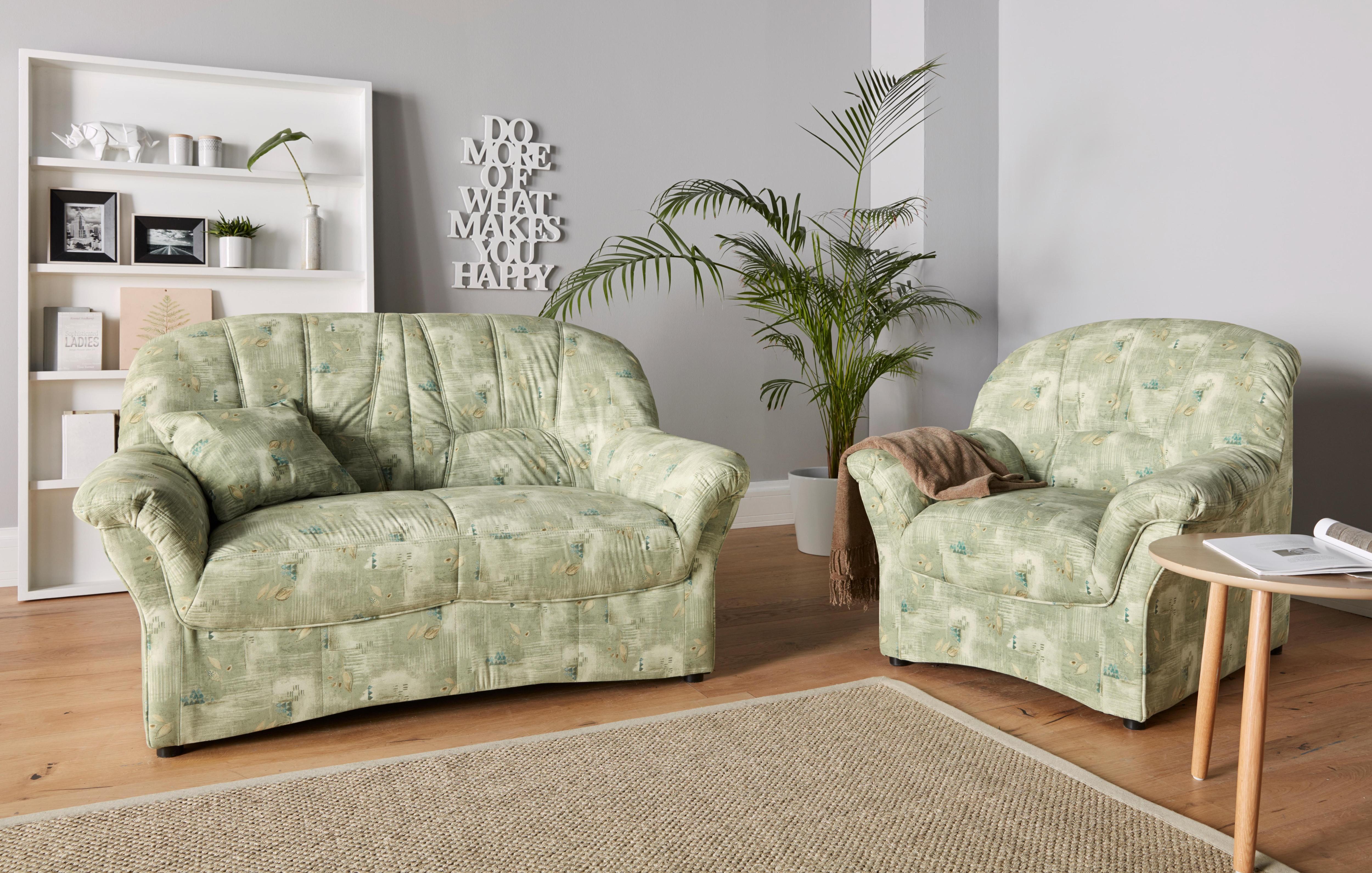 DOMO Collection 2-Sitzer, inklusive Federkern