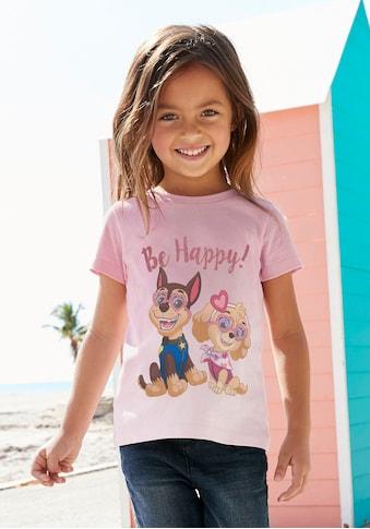 PAW PATROL T-Shirt, mit CHASE und SKYE Motiv kaufen