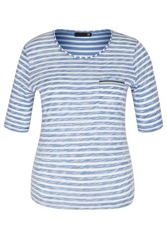 Thomas Rabe T-Shirt, mit Glitzerdetails und Ringeln kaufen