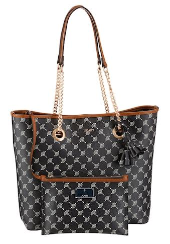 Joop! Shopper »cortina lara shopper lho«, mit abnehmbarer Reißverschluss Tasche kaufen