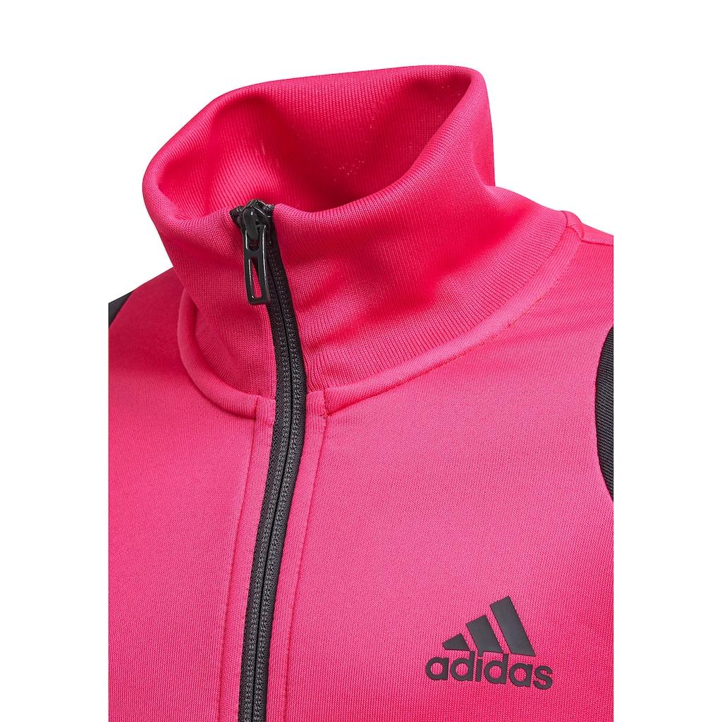 adidas Performance Trainingsanzug »XFG EXCITE AEROREADY PRIMEGREEN JUNIOR TRACK TOP:REGULAR-BOTTOM:SLIM WOMENS«, (Set, 2 tlg.)