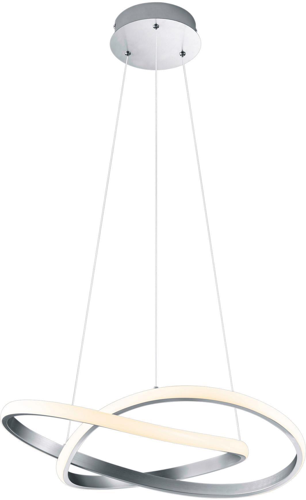 TRIO Leuchten LED Pendelleuchte COURSE