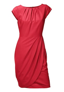 Rote kleider heine
