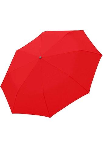 """doppler® Taschenregenschirm """"Fiber Magic uni red"""" kaufen"""