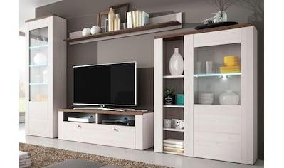 Wohnwande Tv Wohnwande Online Auf Rechnung Kaufen Baur