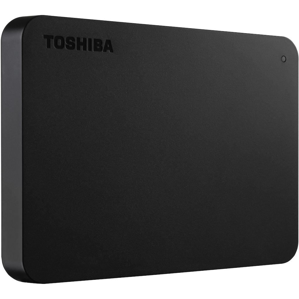 Toshiba externe HDD-Festplatte »Canvio Basics 2TB«