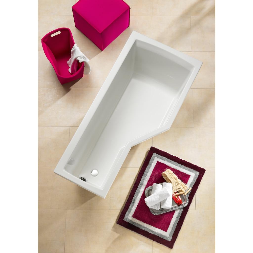 OTTOFOND Badewanne »Cello«, mit Fußgestell und Ablaufgarnitur