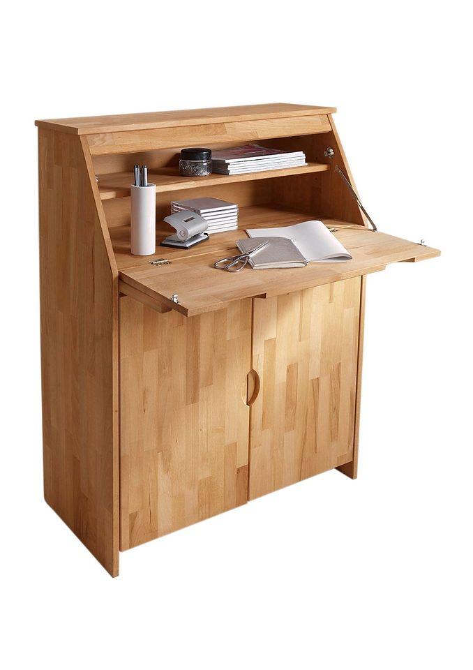 Sekretär Luzern Wohnen/Möbel/Tische/Holztische/Holz-Schreibtische