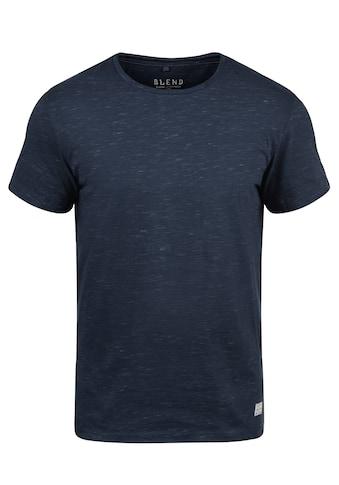 Blend Rundhalsshirt »Barnd« kaufen