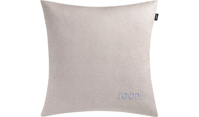 Joop! Kissenhülle »JOOP! STATEMENT«, (1 St.), in unifarbener Optik mit JOOP! Logo kaufen
