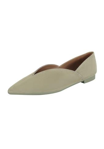 ekonika Ballerina, hergestellt aus samtigem Velours kaufen
