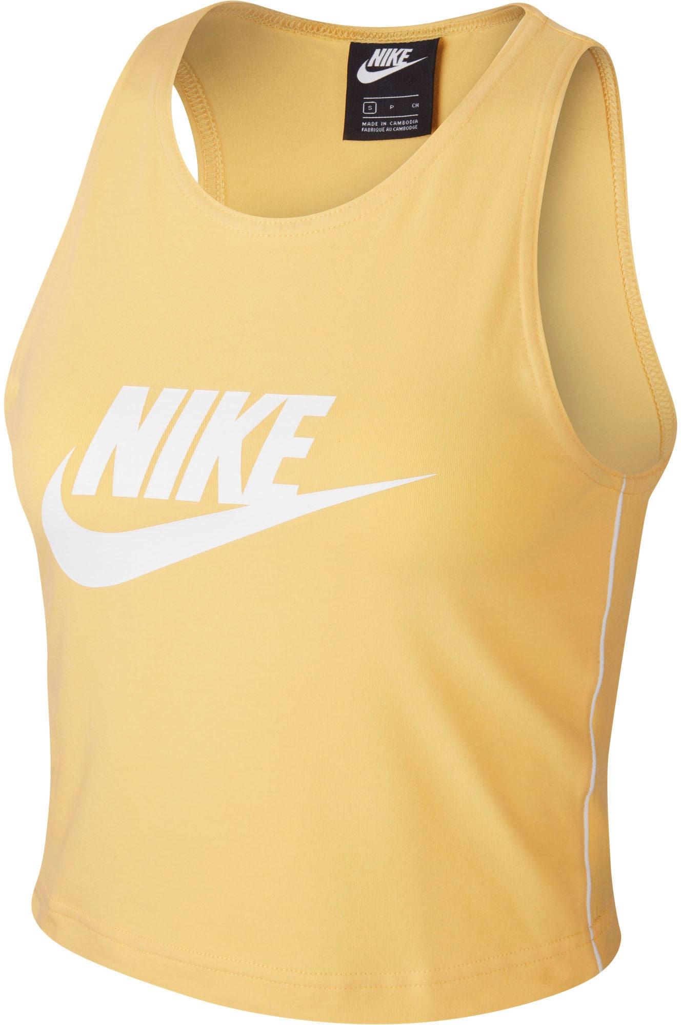nike sportswear -  Tanktop W NSW HERITAGE WOMAN`S TANK
