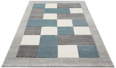 Teppich, »Donna«, my home, rechteckig, Höhe 14 mm, maschinell gewebt kaufen