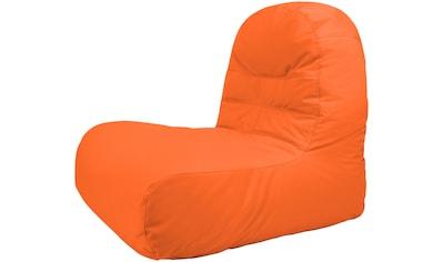 OUTBAG Sitzsack »Bridge Plus«, für den Außenbereich, BxT: 65x95 cm kaufen