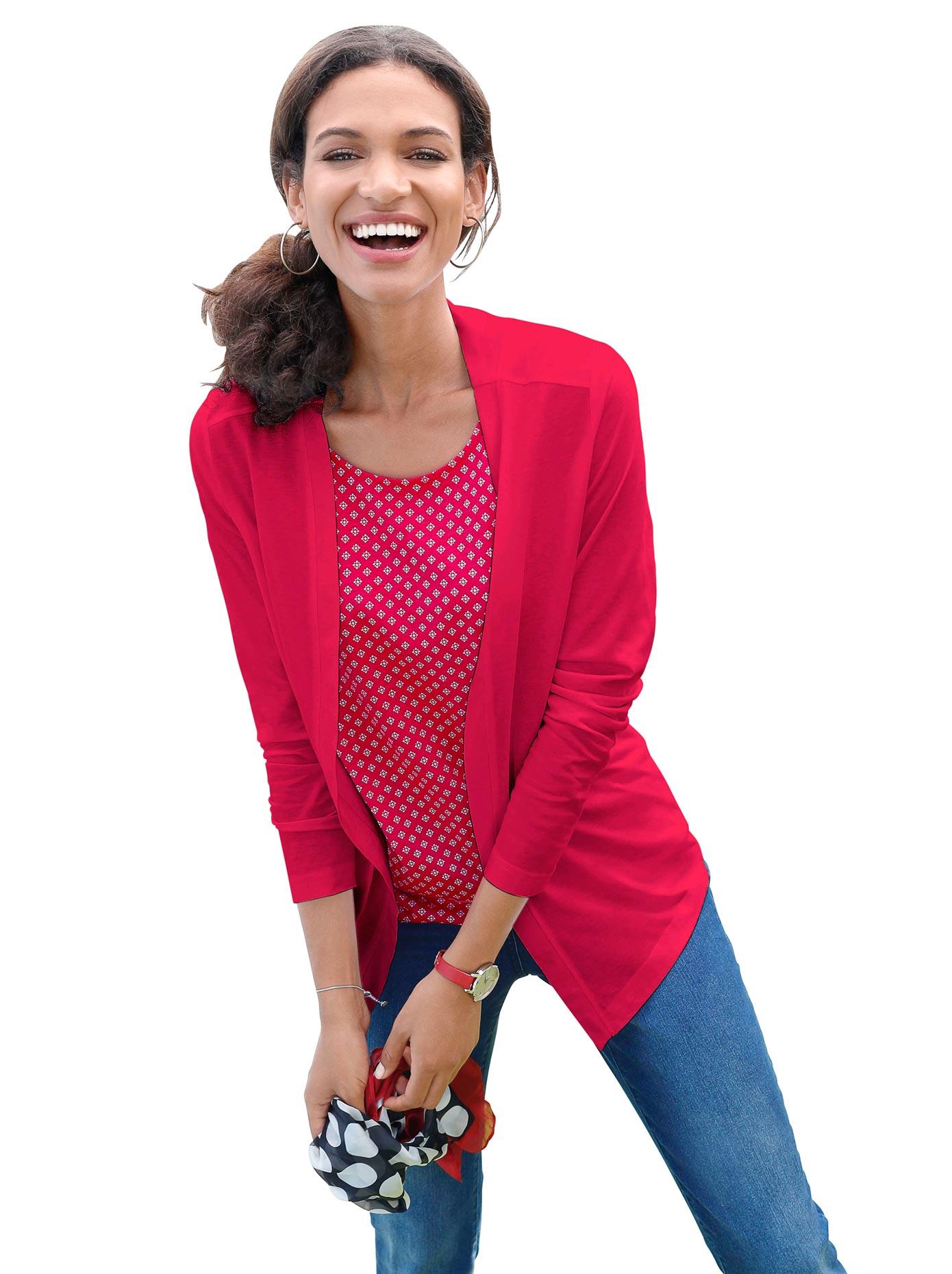 Classic Basics Shirtjacke mit angenehmer Weite | Bekleidung > Shirts > Shirtjacken | Classic Basics