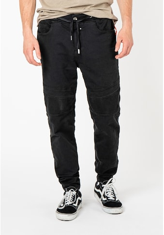 Stitch & Soul Cargohose, aus Sweat Denim kaufen