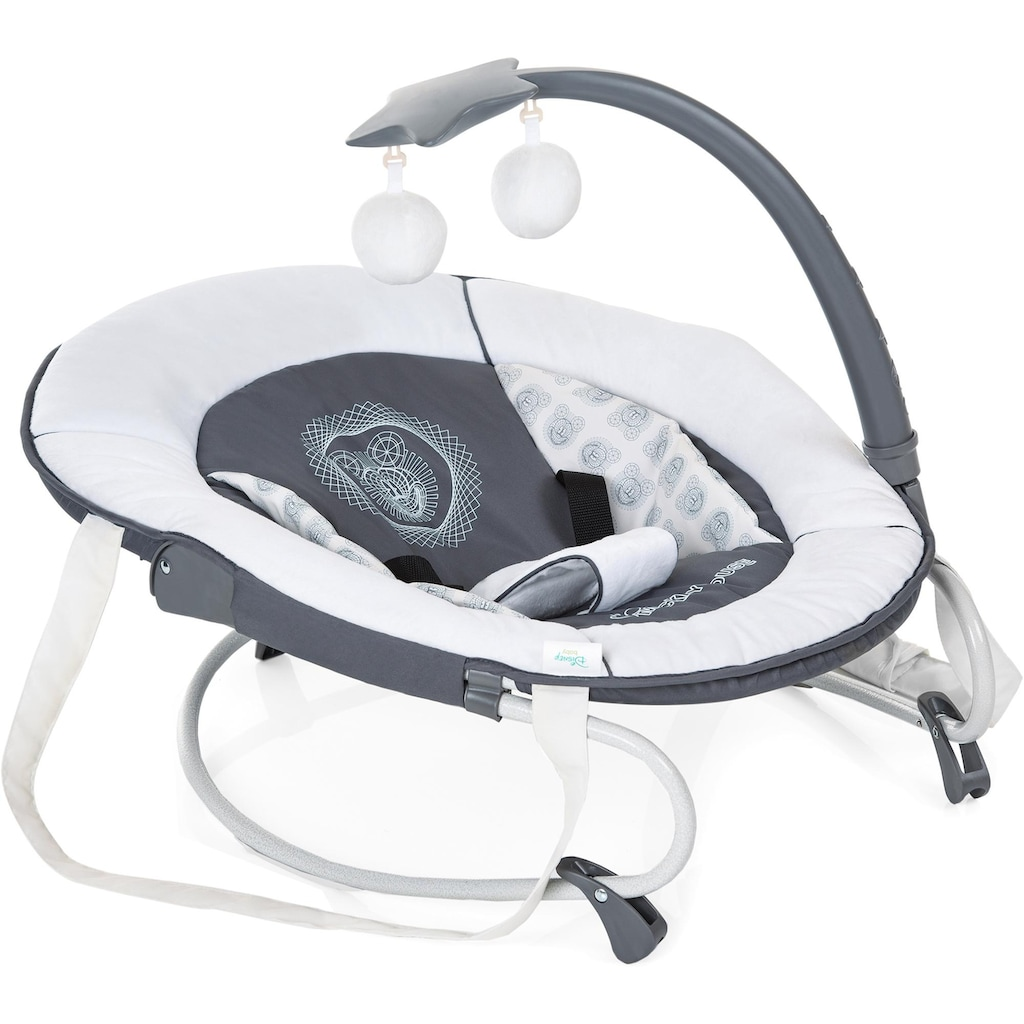 Hauck Babywippe »Leisure, Mickey Cool Vibes«, bis 9 kg