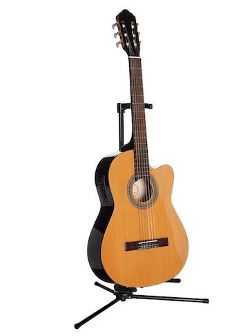 Konzertgitarre »Jose Ribera® Konzertgitarre 4/4 mit Equalizer«, 4/4 kaufen