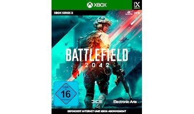Electronic Arts Spiel »Battlefield 2042«, Xbox Series X kaufen