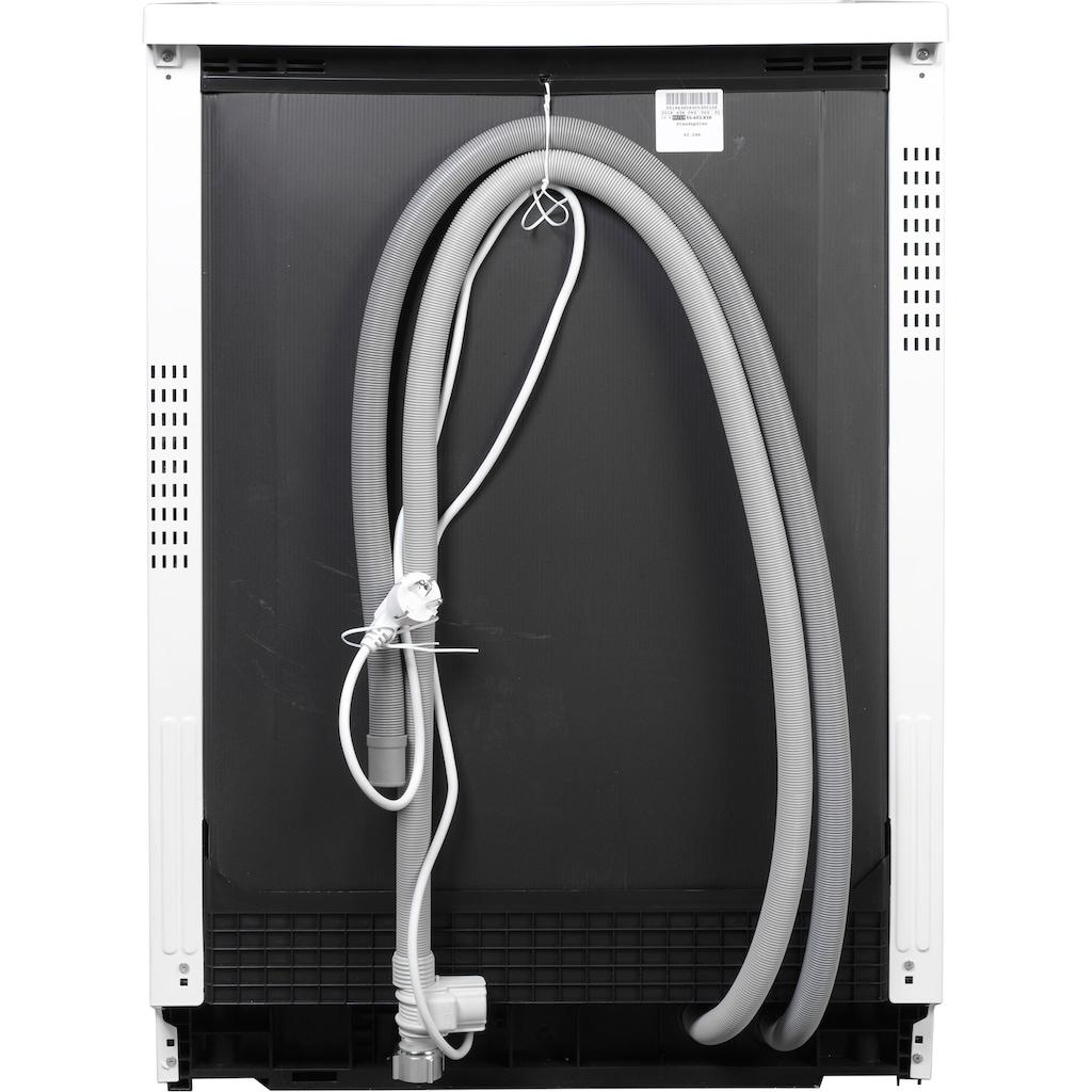 Samsung Standgeschirrspüler »DW60M6050FW/EC«, DW5500, DW60M6050FW, 14 Maßgedecke, Besteckschublade
