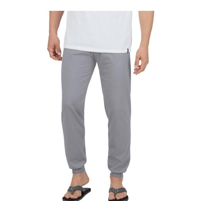 Trigema Schlafanzughose Bündchen