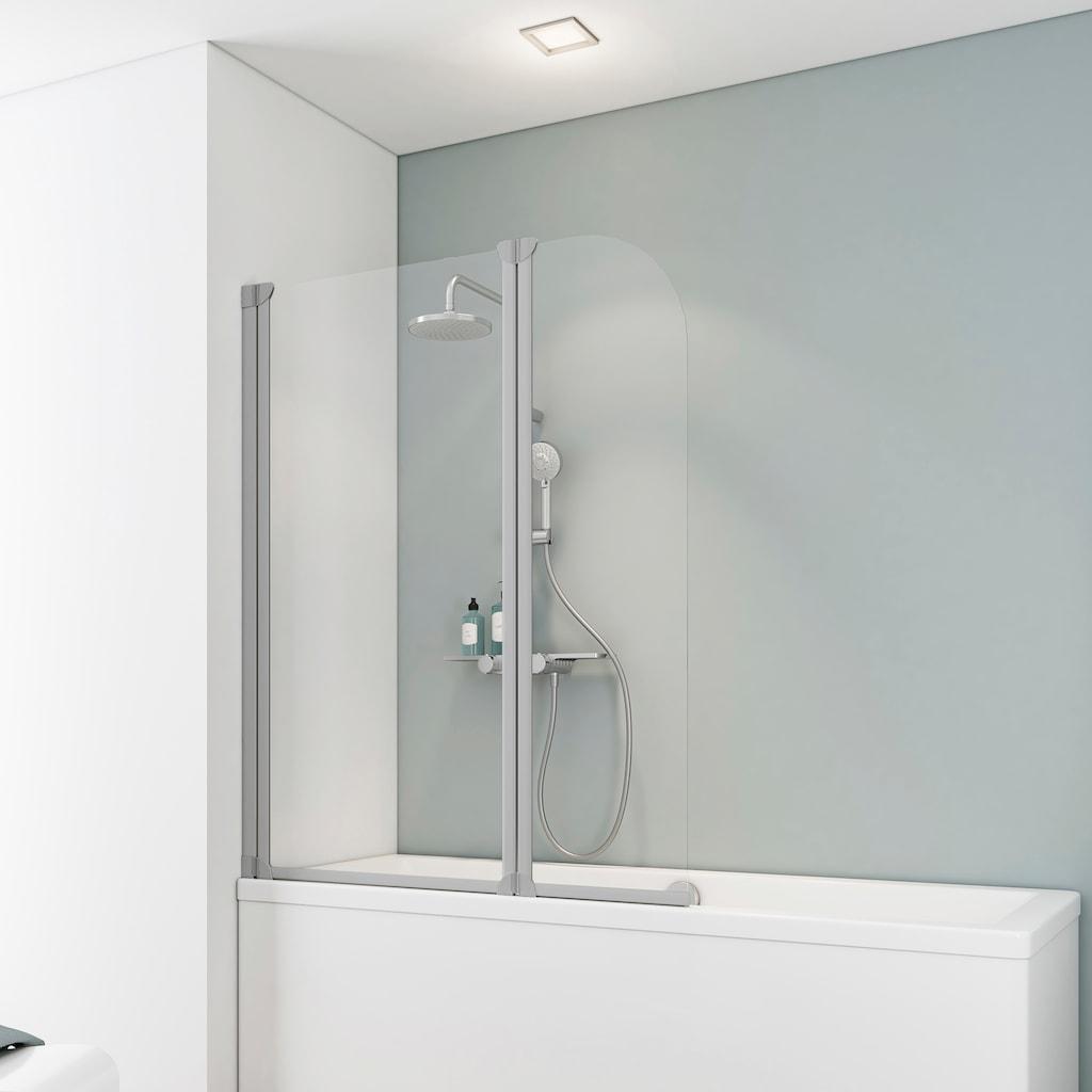 Schulte Badewannenaufsatz »Wega«, BxH: 116 x 140 cm
