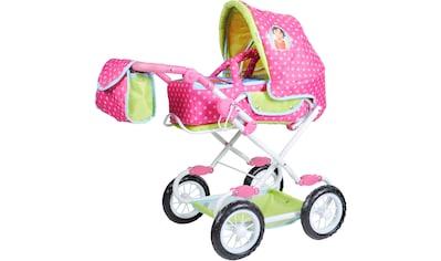 """Knorrtoys® Puppenwagen """"Heidi Design  -  Salsa, knorr toys"""" kaufen"""