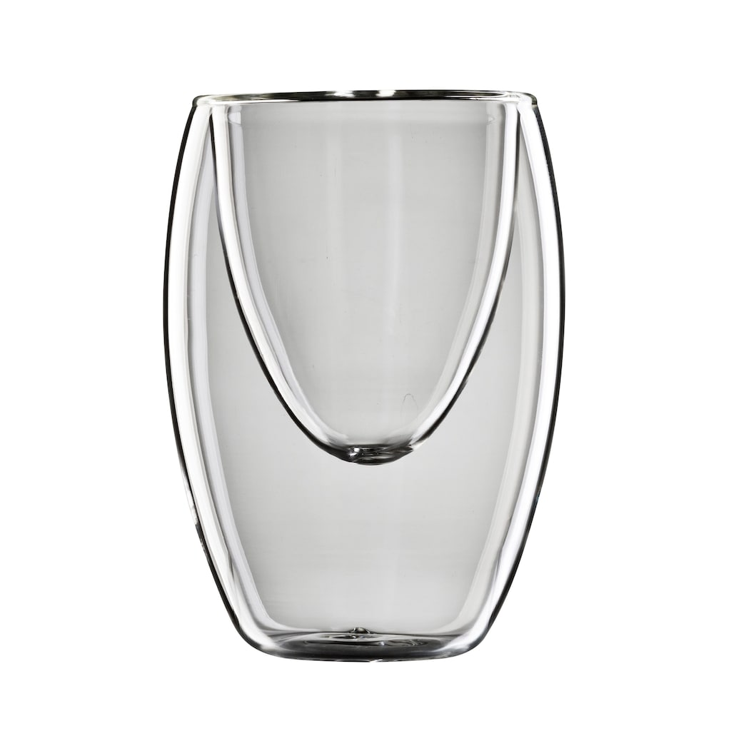 "Bloomix Thermoschüssel ""Ovo Grand"", Glas, (Set 6-tlg.)"