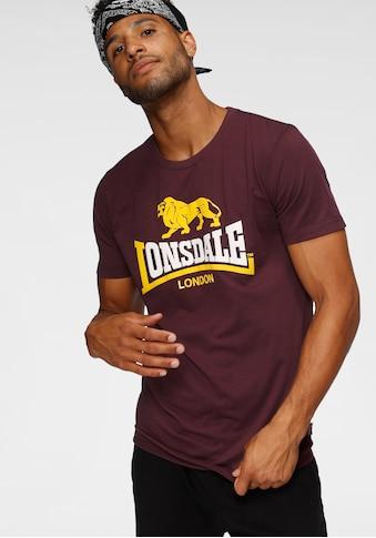 Lonsdale T - Shirt »HOLMPTON« kaufen