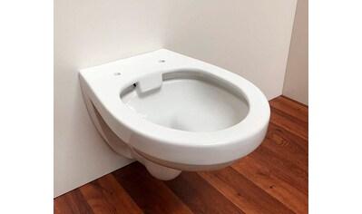 ADOB Tiefspül-WC, spülrandlos, inkl. Schallschutzmatte kaufen