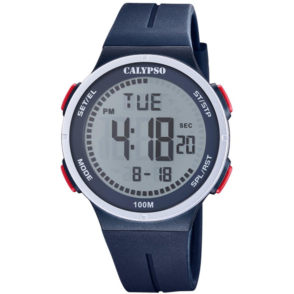 CALYPSO WATCHES Chronograph »Color Splash, K5803/3«