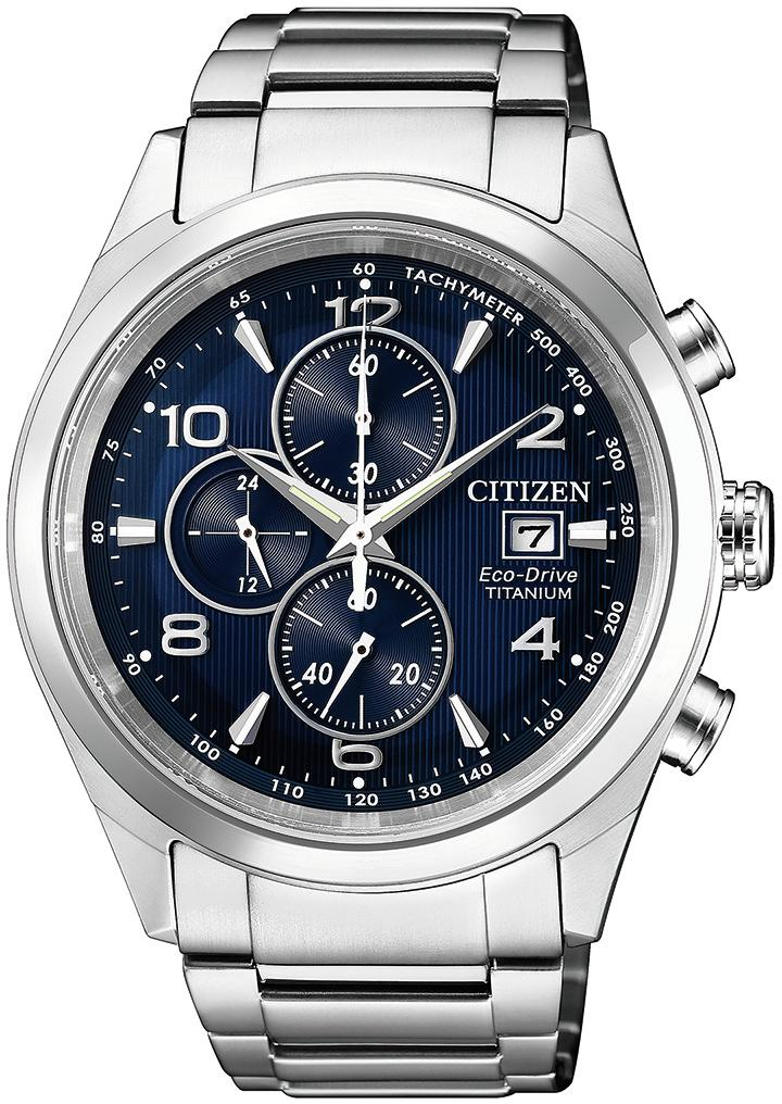 Citizen Chronograph »Super Titanium, CA0650-82L« | Uhren > Chronographen | CITIZEN