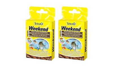 TETRA Fischfutter Sticks »Min Weekend«, 2x20 Stück kaufen